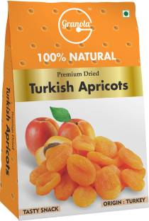Granola Premium Dried Turkish Apricots