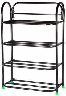 Patelraj Metal Open Book Shelf