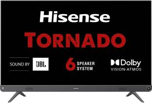 Hisense A73F Series 126 cm (50 inch) Ultra HD (4K) LED Smart Android TV with 102 W JBL Speakers, Dolby...