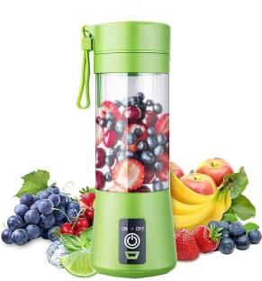 HOMACE Mini Juicer Shaker Bottle For Home, Gym And Office Use (Multicolor) juicer-green 220 Juicer (1 ...