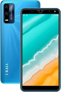 (Refurbished) I Kall Z1 (SKY BLUE, 32 GB)