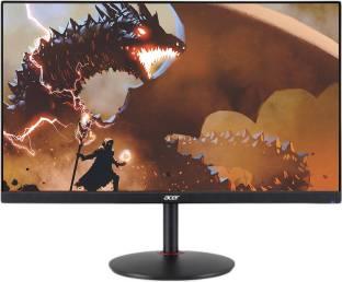 acer 27 inch Full HD LED Backlit IPS Panel Height Adjustable Gaming Monitor (XV272U)