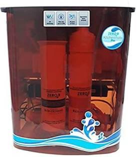 Zero B Kitchen Mate Pro 8 Litre  Technology Mineral Enhancer Upgradation 8 L UV Water Purifier