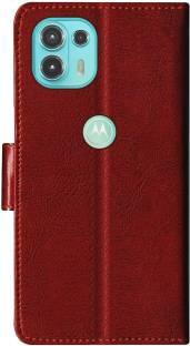 SBMS Flip Cover for Motorola Edge 20 Fusion