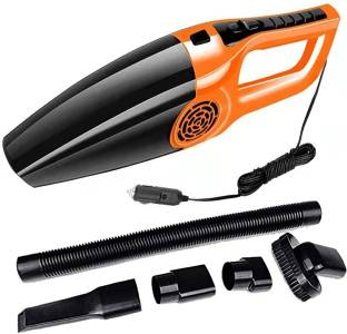 ANIRUDHA 120W 4000pa with Cigarette Plug High Power III SCSO III HEPA III Bstrong suction and blower I...