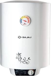 BAJAJ 25 L Storage Water Geyser (New Shakti Glasslined With Glasslined Technology, White)