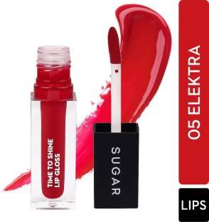 SUGAR Cosmetics Time To Shine Lip Gloss