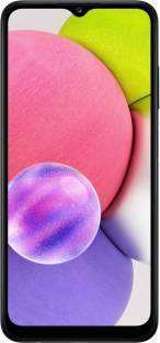 SAMSUNG Galaxy A03s (Black, 64 GB)