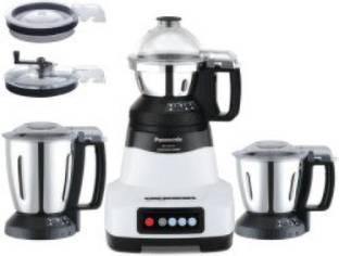 Panasonic CMR Home Appliances monster AE375 750 Mixer Grinder (3 Jars, White)