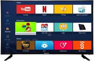 Micromax Smart LED TV 109 cm (43 inch) Full HD LED Smart TV