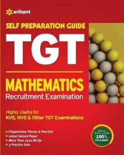 Tgt Self Preparation Guide Mathematics Recruitment Examination