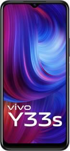 vivo Y33s (Mirror Black, 128 GB)