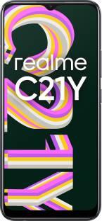 realme C21Y (Cross Black, 64 GB)