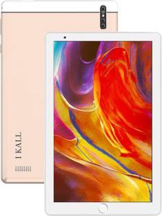 I Kall N19 2 GB RAM 16 GB ROM 8 inch with Wi-Fi+4G Tablet (White)