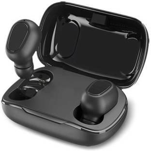 DigiClues Bass Buds SrmX Bluetooth Headset