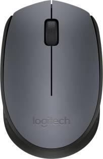 Logitech M-171 Wireless Optical Mouse