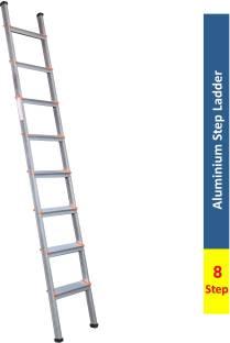 Flipkart SmartBuy 8 Step Straight Aluminium Ladder