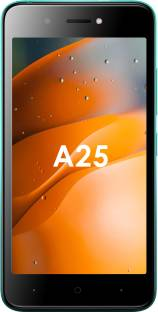 Itel A25 (Gradation Green, 16 GB)