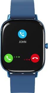 Truee Gen-X Talk Full Touch Bluetooth Calling Smartwatch