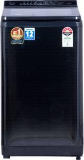 Panasonic 8 kg Fully Automatic Top Load with In-built Heater Black