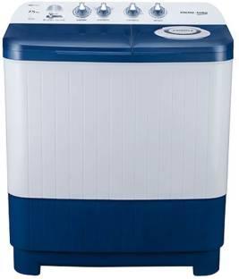Voltas Beko 7.5 kg Semi Automatic Top Load White, Blue