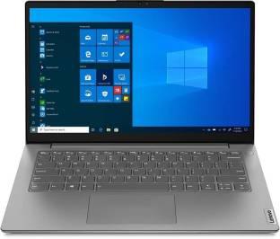 Lenovo V14 Core i5 11th Gen - (8 GB/256 GB SSD/Windows 10) V14 Thin and Light Laptop