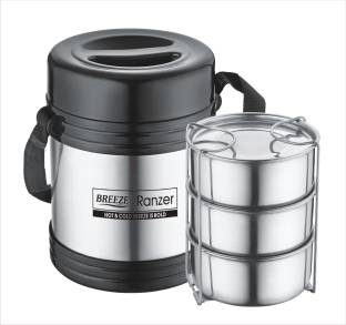 BREEZE ranzer 3 3 Containers Lunch Box