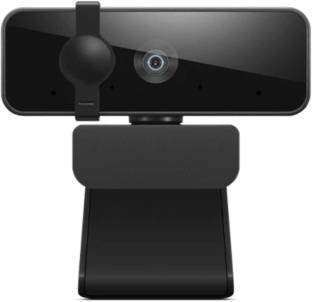 Lenovo FHD Webcam with Full Stereo Dual Built-in Mics  Webcam