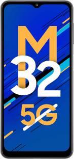 SAMSUNG Galaxy M32 5G (Slate Black, 128 GB)