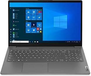 Lenovo V15 Core i3 11th Gen - (4 GB/256 GB SSD/Windows 10 Home) 82KB00M0IH Thin and Light Laptop