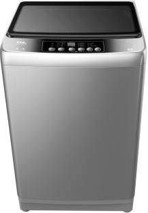 TCL 8.5 kg Fully Automatic Top Load Grey