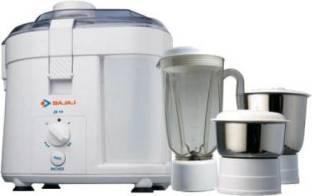 BAJAJ JX 10 450 W Juicer Mixer Grinder (3 Jars)