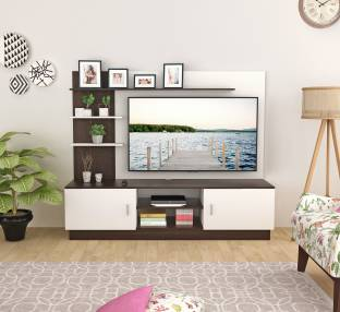 BLUEWUD Rowlet Engineered Wood TV Entertainment Unit