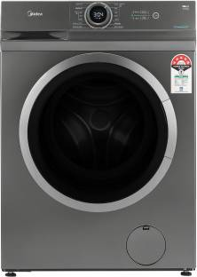 Midea 6 kg 5 Star Fully Automatic Front Load with In-built Heater Grey