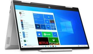 HP Pavilion x360 Convertible Core i7 11th Gen - (16 GB/512 GB SSD/Windows 10 Home) 14-dy0050TU Thin an...