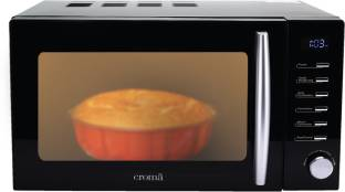 Croma 20 L Convection & Grill Microwave Oven