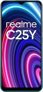 realme C25Y (Glacier Blue, 128 GB)