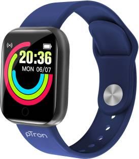 PTron Pulsefit Smartwatch
