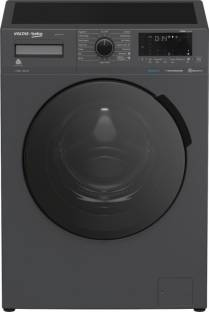 Voltas Beko 7 kg Fully Automatic Front Load with In-built Heater Grey