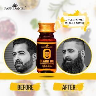 PARK DANIEL Beard Oil for Beard hair Growth(35 ml) Hair Oil