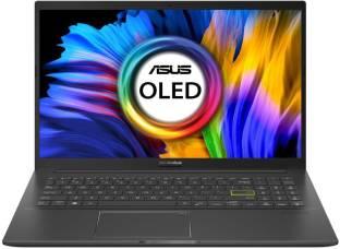 ASUS VivoBook K15 OLED (2021) Core i3 11th Gen - (8 GB/256 GB SSD/Windows 10 Home) K513EA-L302TS Thin ...