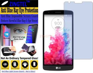 ZINGTEL Impossible Screen Guard for LG G3 STYLUS D690 (Impossible UV AntiBlue Light)