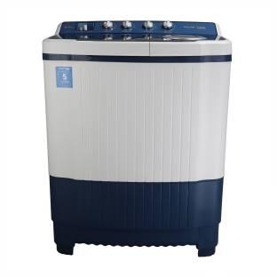 Voltas Beko 8.5 kg Semi Automatic Top Load Blue