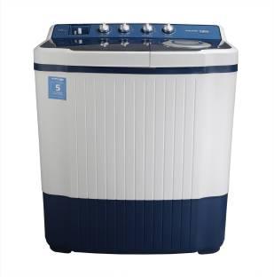 Voltas Beko 7 kg Semi Automatic Top Load Blue
