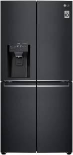 LG 570 L Frost Free Side by Side Inverter Technology Star Refrigerator