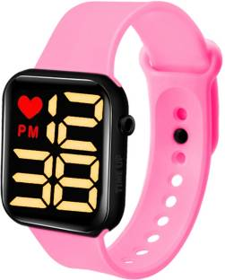 Time Up 2021 New Design Display LED Watch Smartwatch