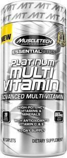Muscletech Essential Series platinum MULTI VITAMIN