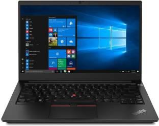 Lenovo Thinkpad Ryzen 5 Hexa Core 5600U - (8 GB/512 GB SSD/DOS) E14 AMD Gen3 Thin and Light Laptop