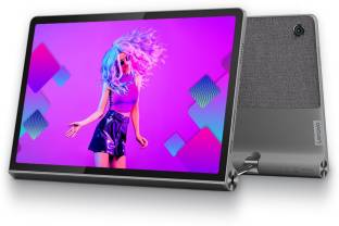 Lenovo Tab Yoga 11 4 GB RAM 128 GB ROM 11 inch with Wi-Fi+4G Tablet (Storm Grey)
