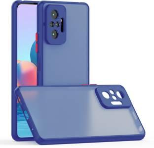 Flipkart SmartBuy Back Cover for Mi Redmi Note 10 Pro